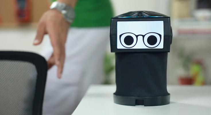 コンセプトが面白い! GIFで感情を伝えるロボット「Peeqo」が資金調達中