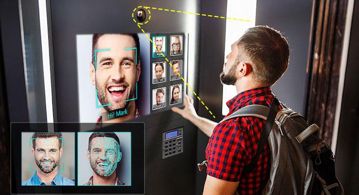 顔認識の速度は0.2秒以下、本人識別率 98.41% サイバーリンクが ...