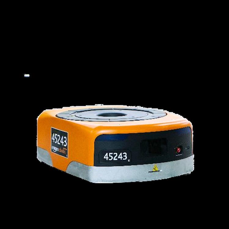 Amazon Robotics Kiva(アマゾンロボティクス キヴァ)   ロボスタ ...