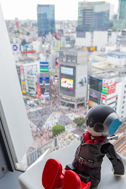 フィギュア 渋谷 スクランブル