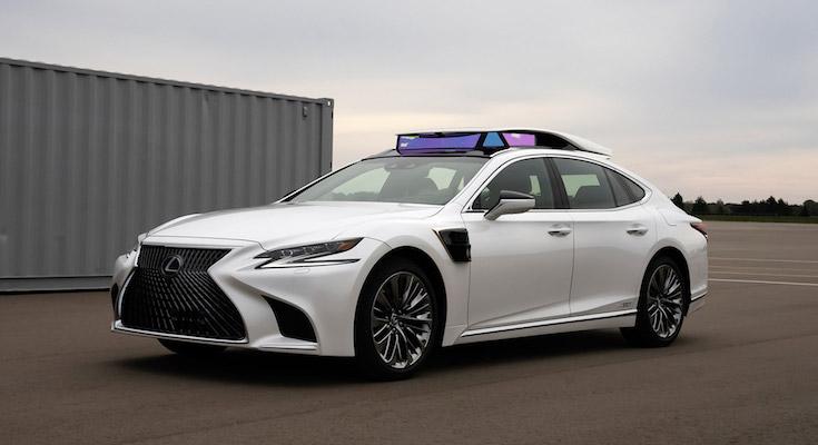 トヨタが「自動運転車レベル4」のデモと一般向け試乗体験を2020年の ...