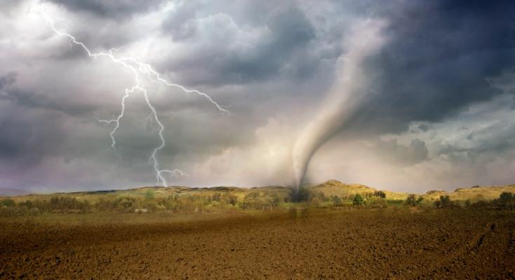 竜巻、突風、局地的大雨などの自然災害をAIが高精度に自動予測 イン ...