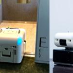 サイバーダインの次世代型清掃ロボット「エレベーターと連携して自動乗降」ロボット単独でフロア自律移動の実証実験