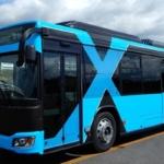 【動画】ジェイテクト、羽田空港地域の公道で自動運転バスの実証実験 60km/hの走行、右左折、正着制御など検証 内閣府のSIPで