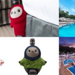 夏休みは家族型ロボットと過ごすのはいかが? ホテルニューオータニ東京が「LOVOT」の宿泊プランを販売 プール入場券付も販売
