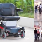 Doogの1人乗りモビリティ/自動運転車椅子型ロボット「ガルー」シンガポールの高齢者福祉業界で本採用