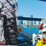 【動画】「動く実物大ガンダム」横浜で12月19日から公開 詳細情報を発表 料金は1,650円〜 GUNDAM FACTORY YOKOHAMA