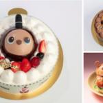 大人気の『LOVOT Cafe』がクリスマスケーキの予約受付を12月1日から開始 店内限定メニュー、限定デザインのコースターも登場
