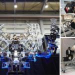 立命館大学発ベンチャーの人機一体が「人機プラットフォーム」を発表 「ロボット・航空宇宙フェスタふくしま2020」で初公開