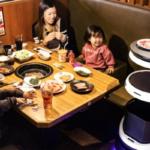 配膳・運搬ロボット「Servi」を「牛角」「しゃぶしゃぶ温野菜」「土間土間」の一部店舗で先行導入 レインズインターナショナル