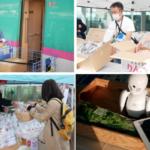 農産物を新幹線で輸送し、ロボットで生産者と繫がる次世代マルシェ 12月5日と6日に「高輪ゲートウェイ駅」で開催