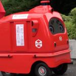 無人宅配ロボ「デリロ」がついに公道を走行! 日本郵便主催の輸配送実証実験 【動画有り】
