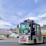 ZMPが成田国際空港で走行貨物牽引車「CarriRo Tractor」を実証実験 動画を公開