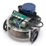 ヴイストンがRaspberry PiとLiDARを標準搭載した学習用小型ロボット「ライトローバー」出荷開始