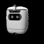日本郵便が複数台の自動配送ロボット実証実験 アスラテックの「RICE」がマンション内でエレベーターと連携して自動運転
