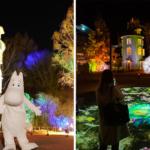 ソニーSound ARとイルミの融合「アドベンチャーウォーク ~ムーミン谷の冬~」フィナーレ特別イベントの開催へ ムーミンバレーパーク