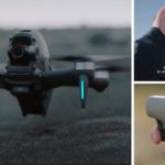 DJI 飛行中に高速アクションが可能な「DJI FPV」を発表 専用ゴーグルが没入感あふれる飛行体験を実現