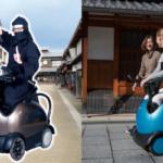 スマートモビリティ「RODEM」が歩道や車道(公道)を走る 5Gでの遠隔操縦も 一般の人が体験できるイベントを京都で開催