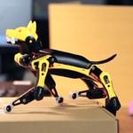 話題の手のひらサイズの犬型プログラミングロボット「Petoi Bittle」(ペトイ・ビトル)が日本上陸!「Kibidango」でクラファン実施中