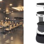 ソフトバンクRの配膳・運搬ロボット「Servi」を高齢者向け住宅で活用実験 食堂スペースで配膳と下膳を担当