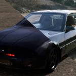 NVIDIAが1枚の写真からナイトライダー「ナイト2000」の3Dモデルを生成、疾走する動画を公開 GANと「Omniverse」を活用