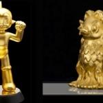 ロボット漫画の金字塔「鉄腕アトム」金箔等身大など黄金のアトム像を高島屋で展示販売 そのお値段は!? デビュー70周年記念