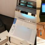 触らずに操作できる空中ディスプレイやATMの実証実験が体験できる 「ひろぎん」本社ビルでASKA3Dプレートを公開