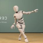 トップダンサー達のダンスを公式3Dモーションデータで取引開始 GESRECがマーケットプレイス開設 新概念「モーション権」とは
