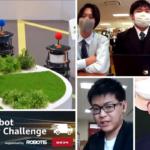 学生たちが自動運転ロボットでAIの技術を競う「AWSロボットデリバリーチャレンジ」決勝 息を飲む接戦を制したチームは