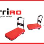 ZMPの物流支援ロボットCarriRoが小売店舗向けソリューションを発表!大型店舗内向け搬送を自動化するプランも追加