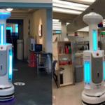 自動除菌ロボット「R-Paca」(アールパカ) 大阪府内のホテルと連携して実証実験 除菌業務の正常動作と有効性を確認