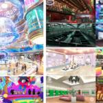 「バーチャルマーケット6」で常設型の総合ショッピングモール「Vket Mall」がプレオープン 一般出展者を募集開始