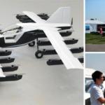テトラ・アビエーション eVTOLの新機種「Mk-5」を一般公開 米国の富裕層向けに40機ほどを販売