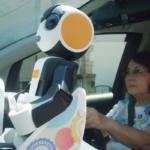 モバイル型ロボット「ロボホン」がドライバーの運転を支援 運転行動改善効果の実証実験 50名のロボホンオーナーが参加