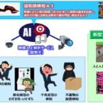 池袋駅西口の繁華街の防犯に12台のAIカメラを導入 新型コロナウイルス対策にも NTT東日本