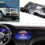 メルセデス・ベンツ、ZFらがNVIDIAプラットフォームを活用した最新技術を国際モーターショー「IAA Mobility 2021」で紹介