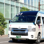 塩尻市 AI活用型オンデマンドバス「のるーと」の実証運行第2弾を開始 乗降拠点は市内111箇所に増加