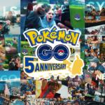 『Pokémon GO』5周年記念映像を公開 世界中の人々が『ポケモン GO』を語りつなぐノンストップムービー「Adventures Go on!」