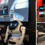 AI案内ロボットが宇宙ミュージアム「TeNQ」の展示物を解説 ガイドツアーサービス10月1日から開始