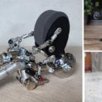 「Robotic Watch Stand」の「BIKE」が新デザインになって限定販売 ロボット型ウォッチスタンドも再登場