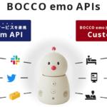 ユカイ工学 法人向け「BOCCO emo APIs」を発表「BOCCO emo」が既存システムやデバイスと連携「CEATEC 2021 ONLINE」に出展