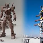 横浜「動く実物大ガンダム」GYFが入場無料に!ガンプラ体験キットのリサイクルプロジェクト「サステナブルデー」開催