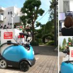 ドコモ等がロボットモビリティ『RODEM』で日用品の自動配送を共同実験 5Gで遠隔操作 UR賃貸住宅で