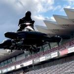 【速報/動画】空飛ぶバイク、ついに国内でデモ飛行を公開 富士スピードウェイでホバーバイクXTURISMOを初披露 予約開始 価格は・・