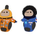「宇宙兄弟」の主人公ムッタとヒビトに扮した『LOVOT』が髙島屋4店舗に登場!限定アイテムプレゼントキャンペーンも延長