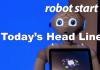2016年10月23日 ロボット業界ニュースヘッドライン