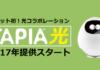 コミュニケーションロボット「Tapia(タピア)」、NTT光コラボを活用した「タピア光」提供へ