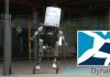 ボストン・ダイナミクスの新ロボット「Handle」、車輪と脚のいいとこどりの凄まじい動力性能を見よ!