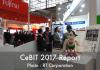 【CeBIT 2017】世界最大級のコンピュータエキスポ、CeBIT出展ロボットを紹介! Part.1