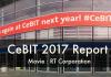 【CeBIT 2017】世界最大級のコンピュータエキスポ、CeBIT出展ロボットを紹介! Part.2